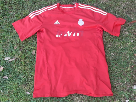 Camiseta adidas Real Madrid Roja