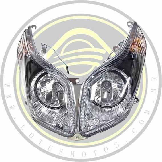 Farol Completo Dafra Citycom 300 Original + Nf 30101-a21-100