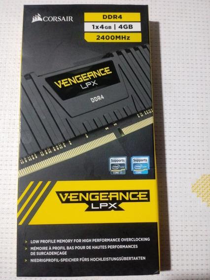 Memória Ram Corsair Vengeance Lpx - 4gb Ddr4