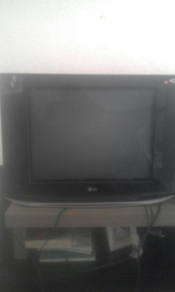 Tv LG Ultra Slim, 32 Pega Audio E Imagen (tela Vermelha)