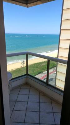 Murano Imobiliária Vende Apartamento De 1 Quarto Na Praia Da Costa, Vila Velha - Es. - 2889