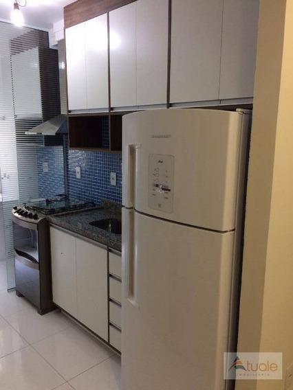 Apartamento Residencial Para Locação, Jardim Santa Izabel, Hortolândia. - Ap4475