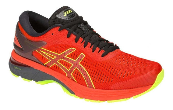 Asics Zapatillas Gel Kayano 25 Naranja - Amarillo