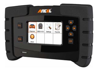 Escáner Automotriz Ancelmo Fx 6000 Obd2 Multimarca.