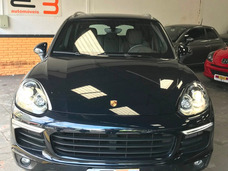Porsche Cayenne S V6 2016 Blindada