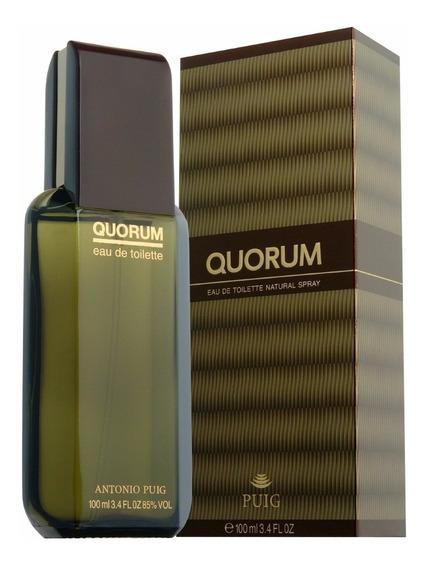 Perfume Quorum Antonio Puig Edt 100ml Masculino Original
