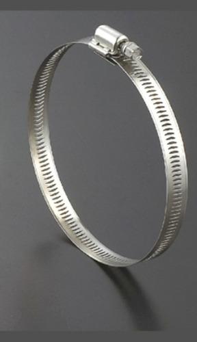 Abraçadeiras Em Aço Inóx Rosca Sem Fim 45cm X 12.5 Mm