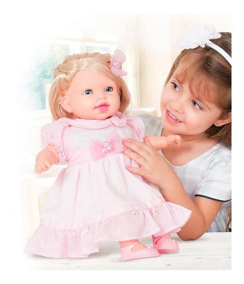 Boneca Conversando Com A Mamãe - Cotiplás