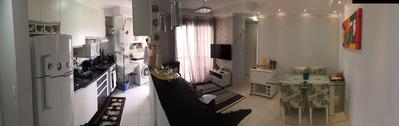 Apartamento Com 2 Dormitórios À Venda, 50 M² Por R$ 310.000 - Vila Endres - Guarulhos/sp - Ap0007