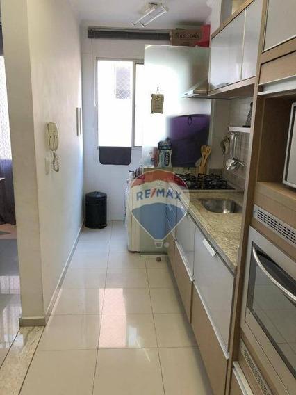 Cobertura Duplex Alto Do Ipiranga, Com 134 M2 - Co0002