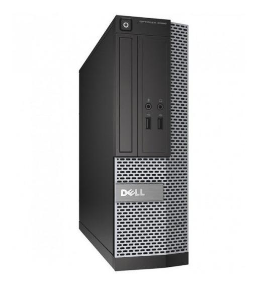 Pc Cpu Dell 3020 Core I5 4590 3.3ghz Hd 500gb 8gb Wi-fi Dvd