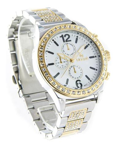 Reloj Blaque Analogico C/ Cristales Gtia Oficial Oferta!!