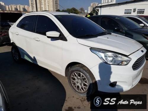 Suacata Ford Ka Sedan 2018 - Somente Retirar Peças