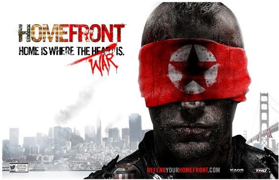 Homefront Pc Midia Digital Para Steam+ Jogo De Pc De Brinde