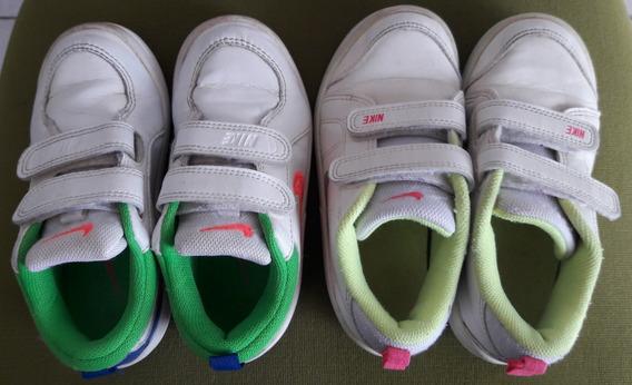 Zapatillas Nike Pico Lt Talle Eur 26 (set X 2)