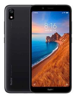 Smartphone Xiaomi Redmi 7a Preto, Tela 5.45 , 2gb+16gb, Dual