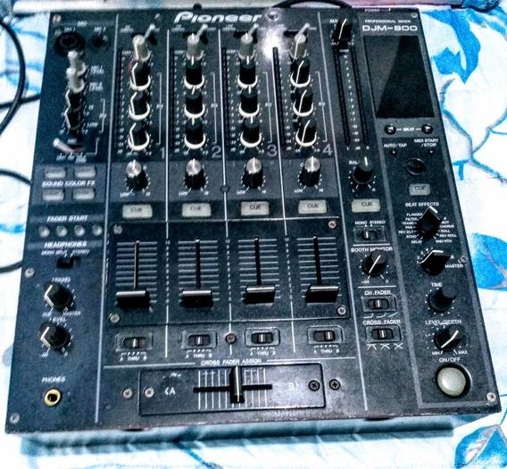 Mixer Pioneer Djm 800 110v