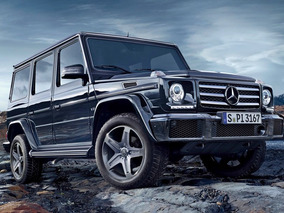 Mercedes Benz G 500 At 2017 0km 2017 Besten.