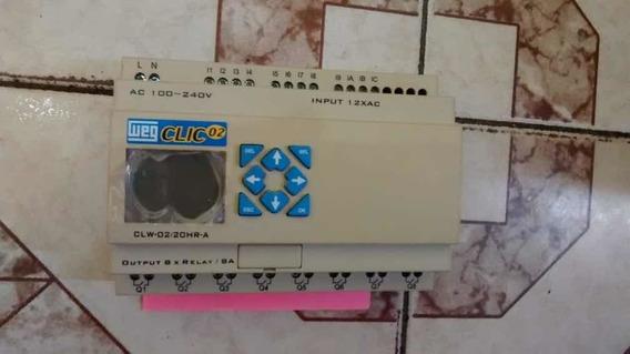 Controlador Clp Weg Clic 02