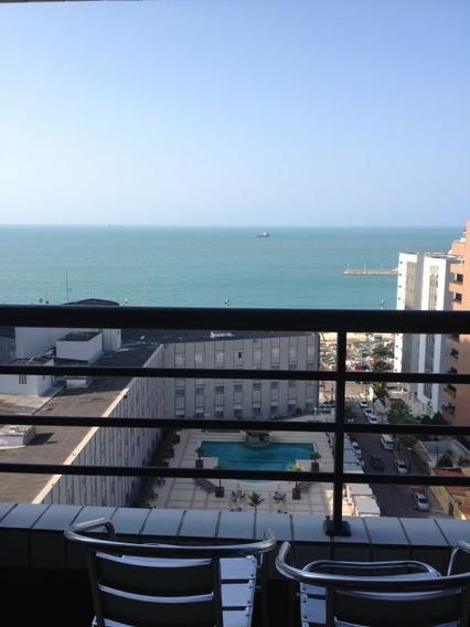 Flat Em Meireles, Fortaleza/ce De 43m² 1 Quartos À Venda Por R$ 315.000,00 - Fl30262