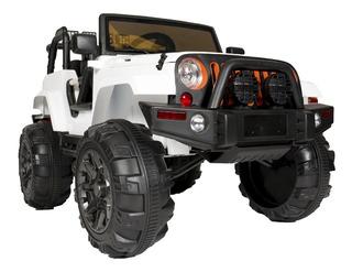 Auto A Batería Jeep Renegade Kiddy