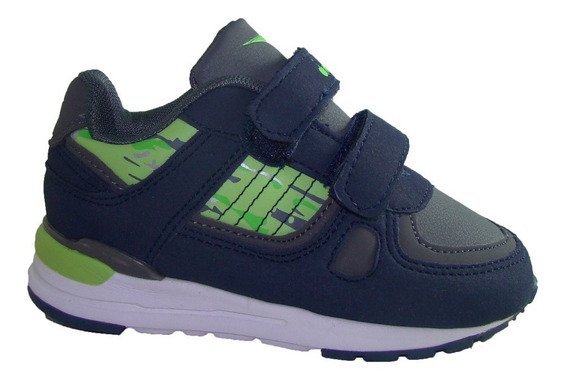 Zapatilla Diadora Notte.jr.kids- Green Sport
