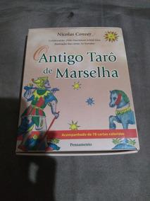 Antigo Tarô De Marselha - Acompanha As Cartas
