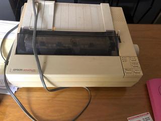 Impresora Matricial Epson 2000