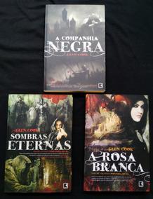 Trilogia Da Companhia Negra - Gleen Cook - Estado De Novo