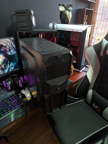 Pc Gamer Roda Tudo I5 6400k Rx480 Nitro+ 8gb Ddr4 Ssd 120gb