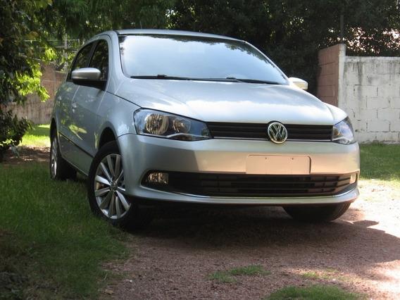 Volkswagen Gol Trendline Extrafull Gris Plata