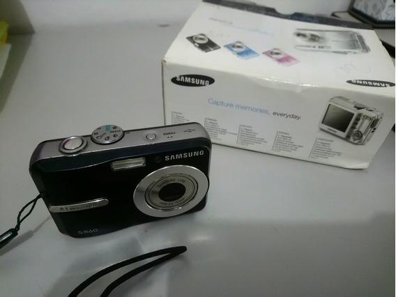 Câmera Samsung S860