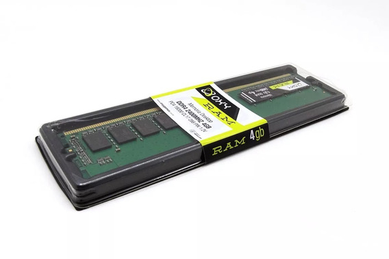 Memoria Ddr4 4gb 2400mhz 1.2v Oxy