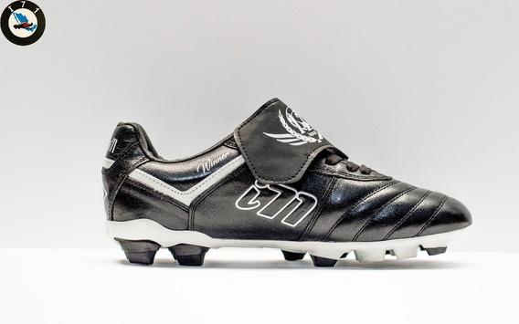 Zapato De Futbol Profesional Impacto71 100% Piel!!!!!!!!