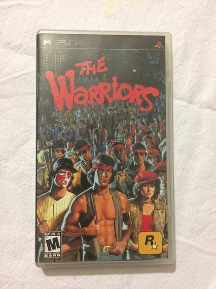 The Warriors Original Psp**