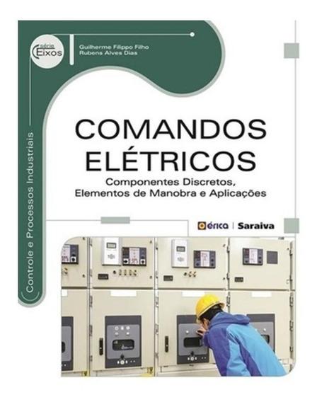 Comandos Eletricos - Componentes Discretos, Elementos De M
