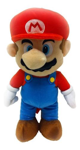 Peluches Original Mario Bros - Nintendo 25 Cm.