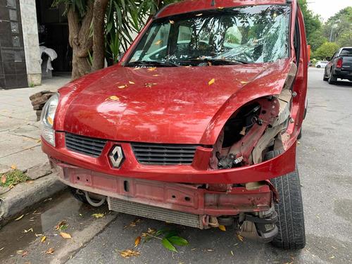 Renault Chocado Kangoo Ex Confort 1.5 Dci Chocado