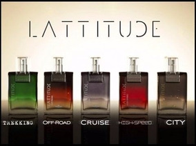 Combo De 5 Perfumes Lattitude 100ml