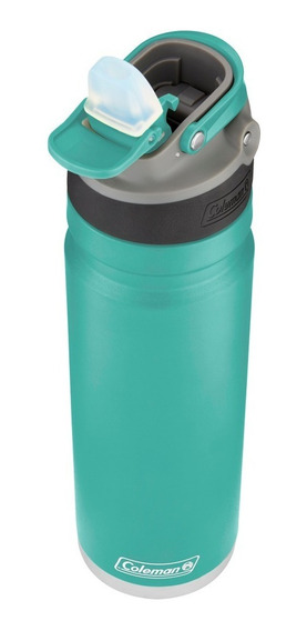 Botella Térmica Coleman Acero Inox. Switch 700ml Seafoam