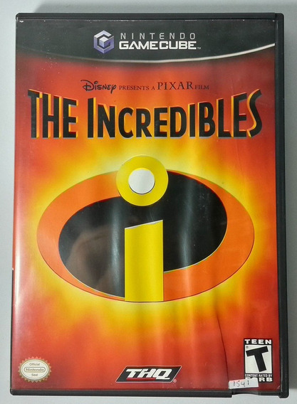 The Incredibles Original - Game Cube