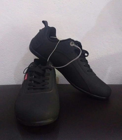 Levi´s Tenis Sneaker Shoes Blck