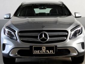 Mercedes-benz Gla 200 1.6 Cgi Style 16v Turbo - 2015/2016