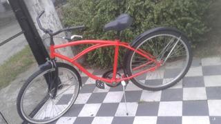 Bicicleta Playera Bmx 26 Wally Vintage