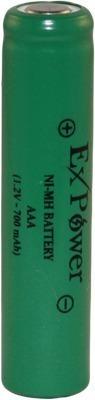 Bateria Aaa 700mah 1,2v Ni-mh