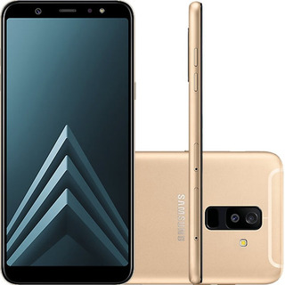 Celular Samsung A6 Plus - 64gb, 4 Gb Ram, Tela6 Polegadas