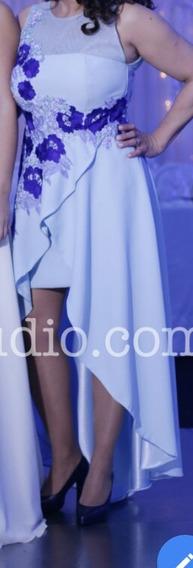 Vestido 15 Años Talle 2/ Vestido Madrina Talle M