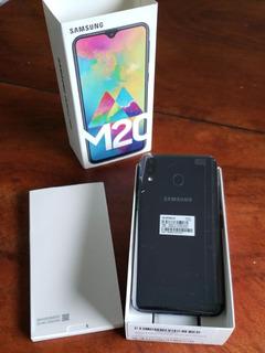 Samsung M20 Nuevo Liberado 3gb Ram Y 32 Almacenamiento