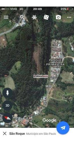 Área À Venda, 68620 M² Por R$ 8.900.000 - Jardim Villaça - São Roque/sp - Ar0028