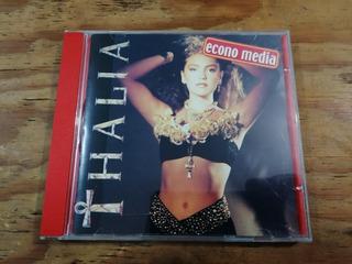 Thalia Cd 1990 Edición Economedia 2001